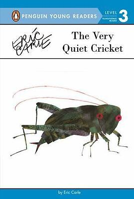 The Very Quiet Cricket (Penguin Young Readers-ExLibrary