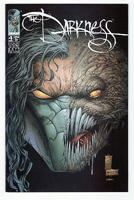 Top Cow Image Comics The Darkness (1996) #4 NM