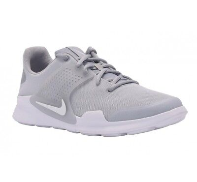size 40 ab76a 5b274 Nike Arrowz Course A Pied Shoe Chaussures Original Training 902813 001 Loup  Gris