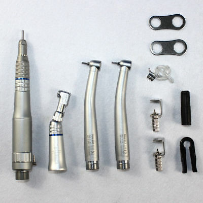 Dental 2 High 1 Low Speed(EX-203+ Pana-Max) Handpieces  Kit 2Holes Wrench Type
