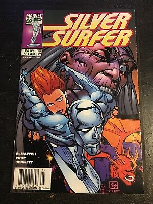 Silver Surfer#139 Incredible Condition 9.0(1998) Cruz/Bennett Art!!