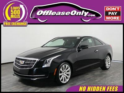 2015 ATS 2.0L Coupe RWD