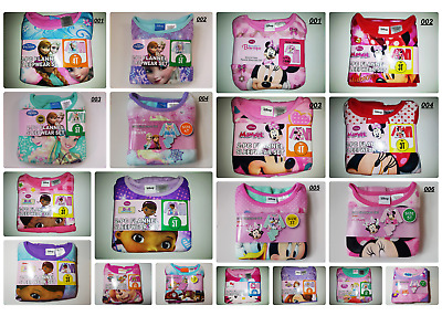 *nwt- Hello Kitty, Disney - Baby Toddler Girl's Flannel Pajama Set - Licensed