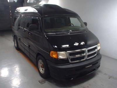 Fresh Import 2005 Dodge Ram,gmc Chevrolet,5.2 V8 Day Van Petrol Auto In Black