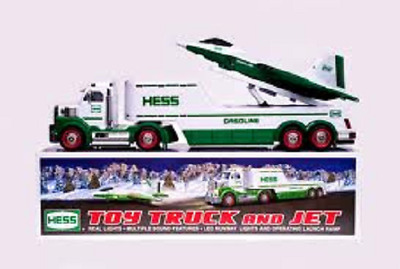 Hess* 2010* Toy* Truck* And* Jet* Mint* In* Mint* Box*