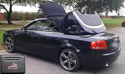 Audi A4 B6/b7 8H Cabrio/convertible One Touch Roof Open Module