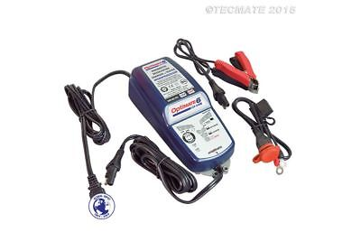 262578 Optimate 6 (TM194) 12V/24V 5A/2 5A 8-stufiges Chargeur de Batterie
