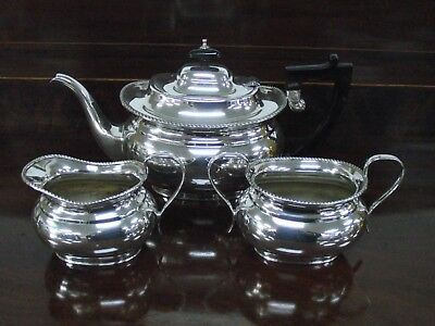Beautiful Vintage Mappin & Webb Silver Plated Teaset