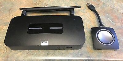 Barco CSM-1 ClickShare Wireless Presentation System with Button iOS Screenshare