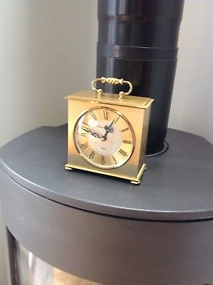 Vintage carriage clock London clock company excelle