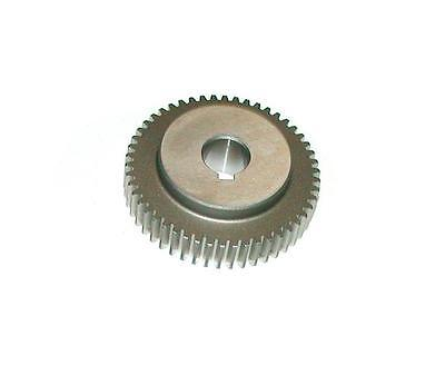New Khk Ground Steel Spur Gear 50 Tooth 12 Mm Bore