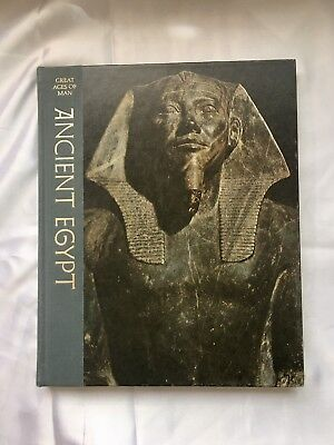Time Life Books, Great Ages of Man: Ancient Egypt by L. Casson (Hardcover, 1970)