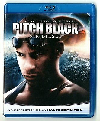 Blu-Ray Disc / Pitch Black - Vin Diesel / Comme Neuf