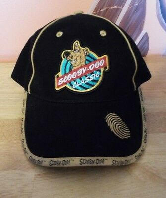 c6911ab58 VINTAGE HANNA-BARBERA SCOOBY Doo Hat Cap. Scooby Doo Classic. Premium  Collection