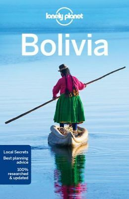 NEW Bolivia By Lonely Planet Paperback Free Shipping