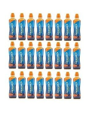 Lucozade Sport Orange Drink Sports Cap 24 x 500ml (FAST DELIVERY)