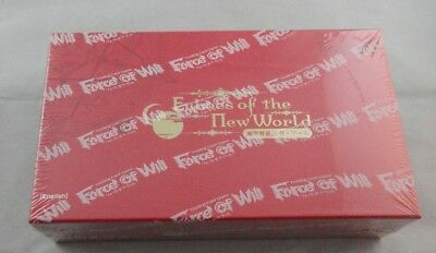 Force of Will CCG: Echoes of the New World Sealed Booster Box (36 Packs)