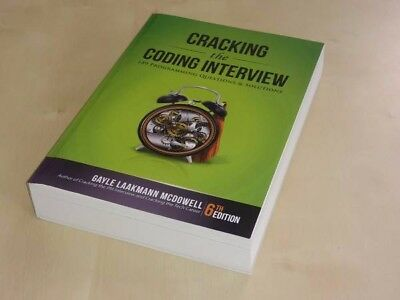 Cracking The Coding Interview 6th Edition Pdf