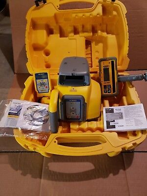 Spectra Precision LL300S Automatic Self-leveling Laser & HL760 Receiver & RC402N