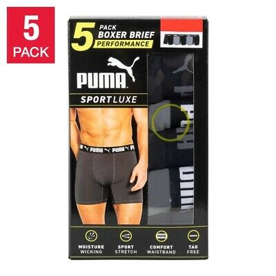 3 Pack ExOfficio Give-N-Go Breathable Quick Dry Classic Boxer Brief