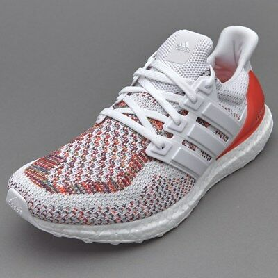 2f8fe035aeee3 ADIDAS ULTRA BOOST 2.0 MultiColor Red White Multi Size 12 Men s ...