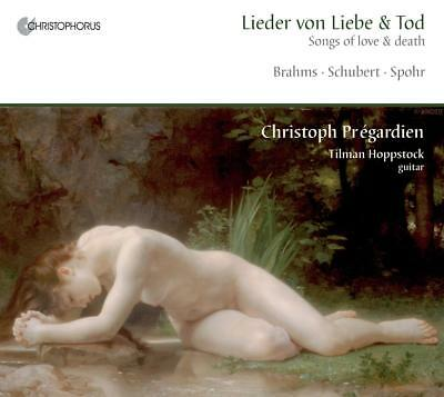 Pregardien Christoph. Hoppstock Tilman - Songs of Love and Death