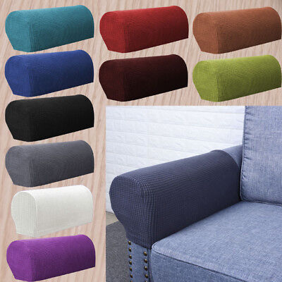 Free Shipping Premium Furniture Sofa Armrest Covers Couch Chair Arm