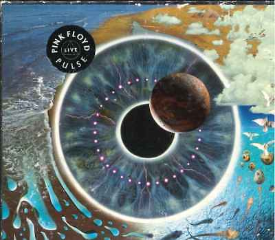 "PINK FLOYD ""Pulse"" 2CD Live"