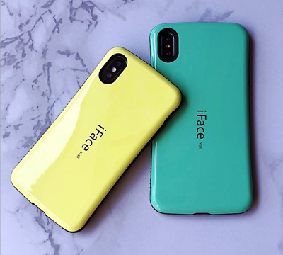 Iface Mall Heavy Duty Shockproof case Armor cover For Apple iPhone XS XR / Max