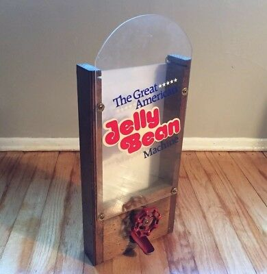 Vintage Great American Jelly Bean Machine