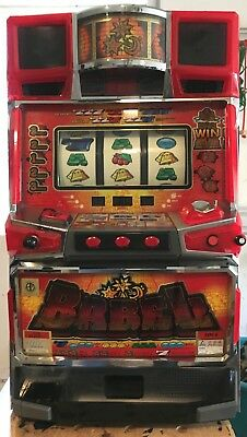 Quarter Pachislo Babel Slot Machine / 297 Pg Manual