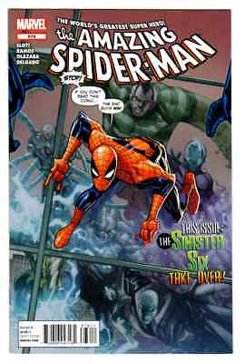 Amazing Spider-Man 676 Near Mint NM / Combined Shipping