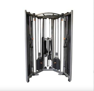 TORQUE Fitness Intelligent Power F7 Fold Away Strength Trainer w/ Bench