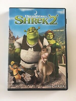 Shrek 2 (Full Screen Edition) DVD - Excellent Condition!