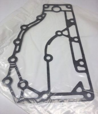 Exhaust Jacket Cover Gasket Johnson Evinrude 40HP 50HP 60HP Outboard 315869