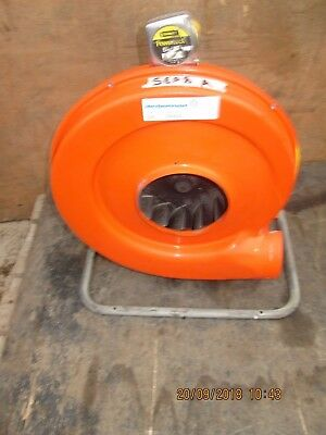 Nederman -  3 - Phase - Portable Fan Unit - In Nice Condition - Made In Sweden