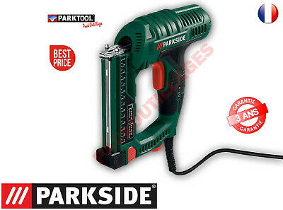 PARKSIDE® Agrafeuse PET 25 C2