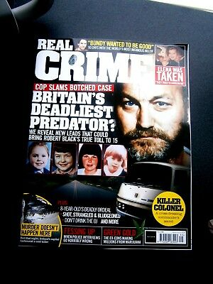 Real Crime Magazine Issue 35 (new) 2018
