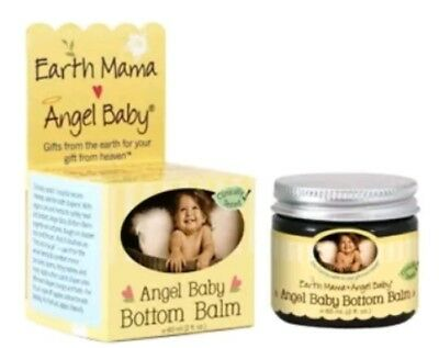Earth Mama Angel Baby Bottom Balm - 2 oz / 60 ml