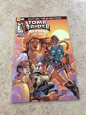 Tomb Raider Journeys #1A Nm Comic 2001 Top Cow/image