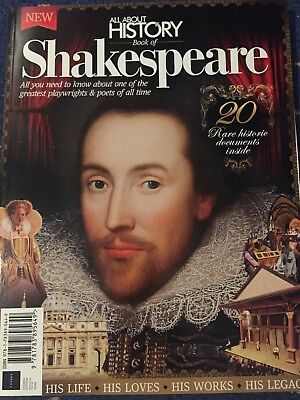 All About History Book of Shakespeare (4th Edition) Bookazine