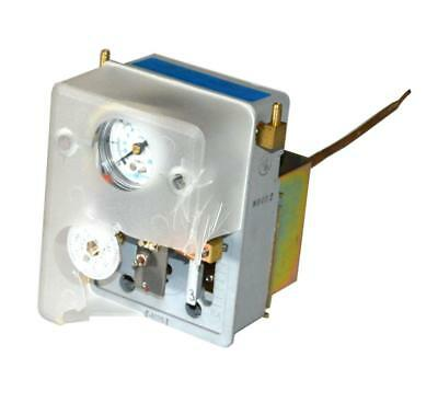 Johnson Controls T-8020 Proportional Action Thermostat - Sold As Is