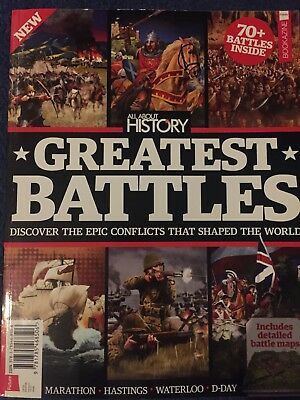 All About History Book of Greatest Battles (5th Edition) Bookazine
