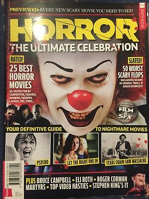 The Ultimate Guide to Horror (2nd Edition) Bookazine