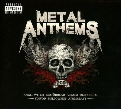Metro Select - Metal Anthems