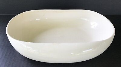 Vintage MCM Russel Wright Iroquois Vegetable Serving Bowl White
