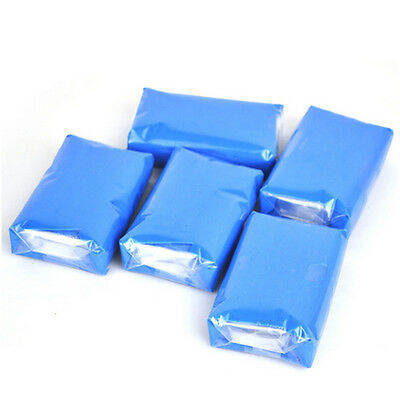 Blue 1Pc 100g Magic Clay Bar Car Auto Cleaning Remove Detailing Wash Cleaner