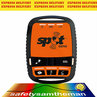 SPOT Gen3 Aust Model GPS Satellite Messenger SOS Tracker Locator - Express Post