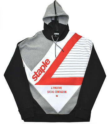 Staple Sport Pigeon Hooded SS 1704H3772 Hoodie ShortSleeve 2017 WithTags New