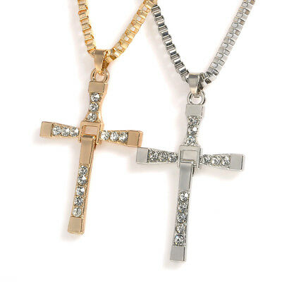 collier argent fast and furious